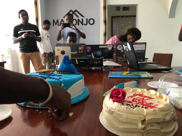 Docker celebrates 5th anniversary at Makonjo Meida