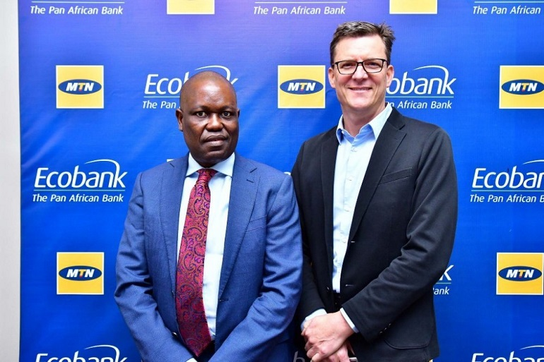 Mobile Money: Ecobank-MTN Partnership, Another MTN Jackpot?