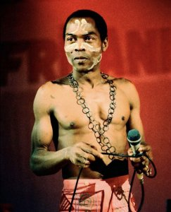 Who started Afrobeat ? Fela kuti