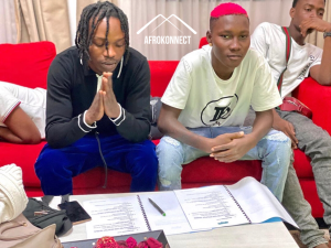 Zinoleesky signed to Marlian record label, His net worth, Biography