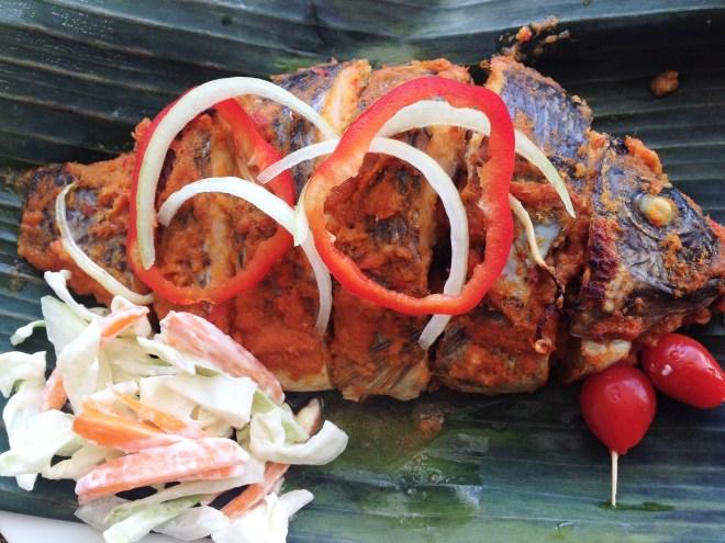 Peppered Fish Afrolems Nigerian Food Blog