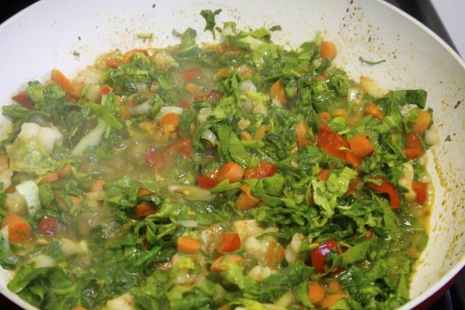 healthy nigerian vegetable sauce