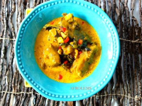 Nigerian Owo Soup