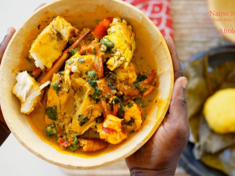 Nigerian Native Soup