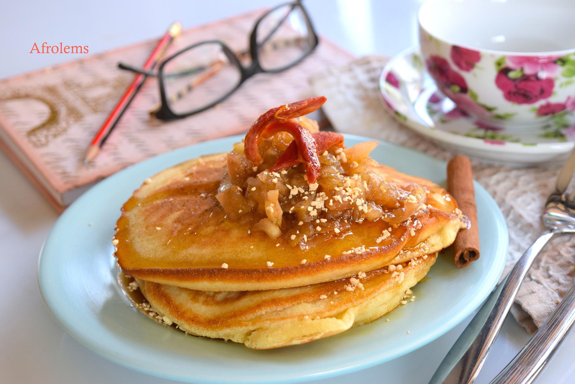 Semolina pancakes afrolems nigerian food blog nigerian semolina pancakes ccuart Gallery