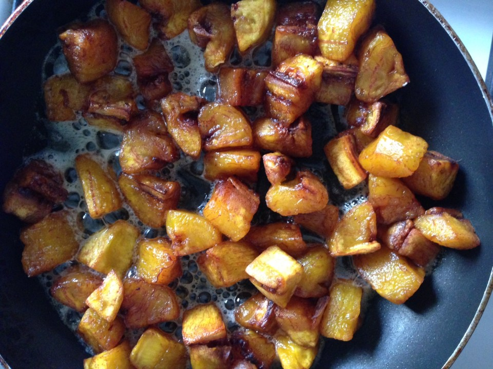 plantain-in-butter