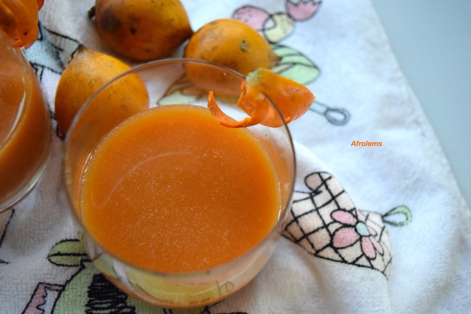african star apple drink