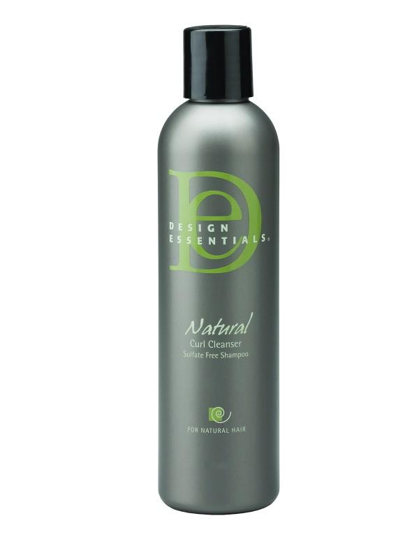 Shampoing Natural amande & avocat Design Essentials