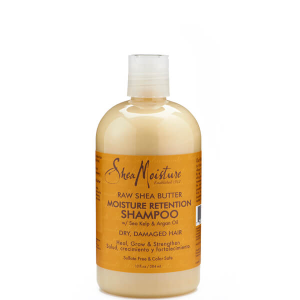 Shea Moisture Yucca & Plantain Shampoo