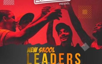 DJ Hazan-new skool leaders mix