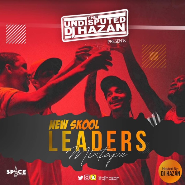 DJ Hazan-new skool leaders mix