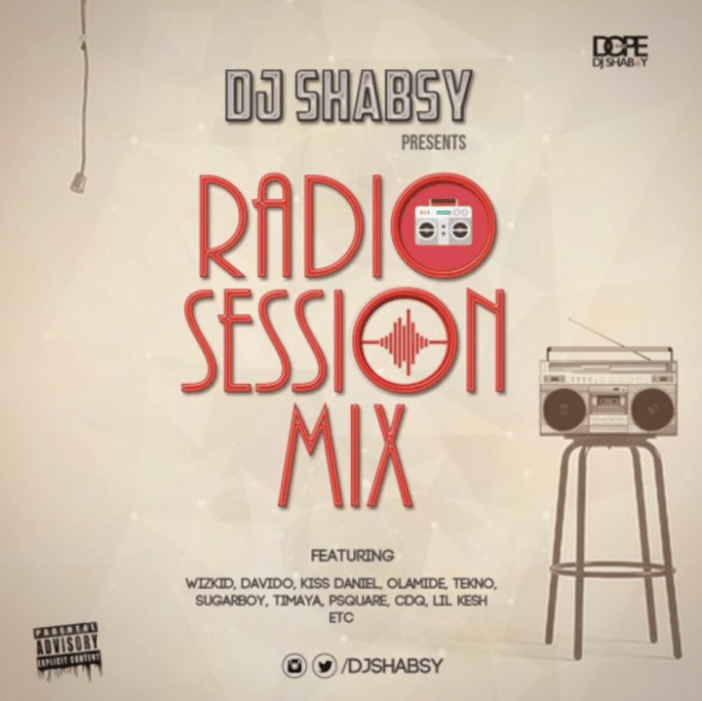 DJ Shabsy-Radio-Session-Mix-Afromixx
