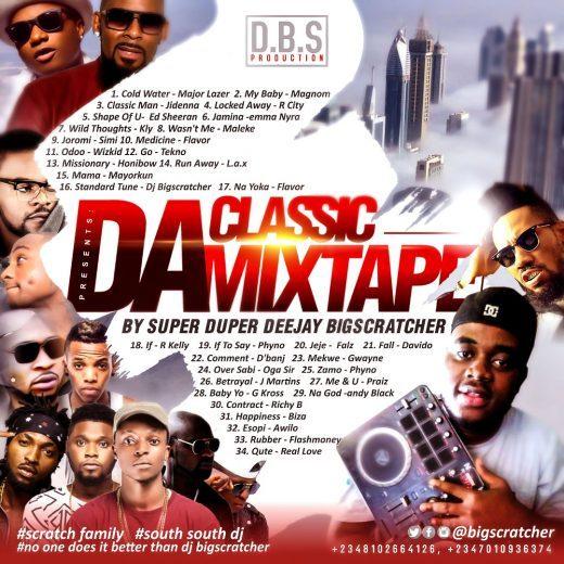 DJ Bigscratcher Da Classic Mix
