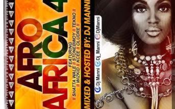 DJ Manni Afro Afrika Vol. 4