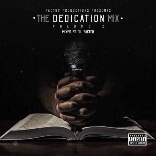 DJ Factor – The Dedicated Mix Vol 2