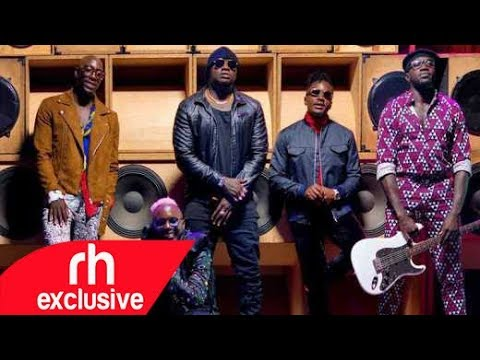 DJ Pilzz - Naija Vs Kenya Mix 2018 (Afrobeats Vs Bongo)