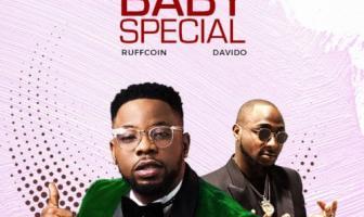 """Ruffcoin – """"Baby Special"""" ft. Davido Mp3"""