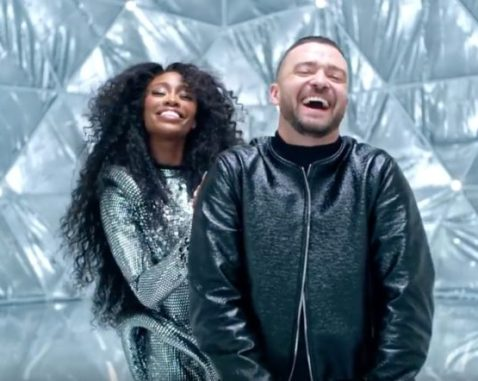 SZA x Justin Timberlake - The Other Side