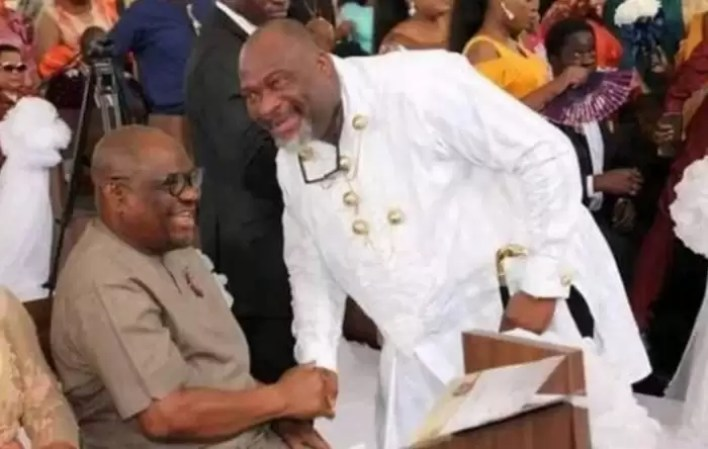 Amaechi's ally in Rivers State, Chidi Lloyd dumps APC for PDP