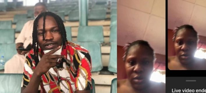 """Get a bodyguard, Just incase"" – Naira Marley advises owner of Instablog"
