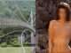 French woman arrested for making naked video on Indian holy bridge