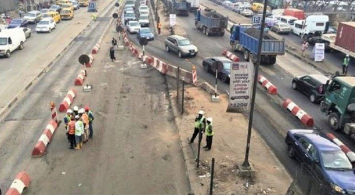 JUST IN: Lagos govt to divert traffic at Ojota for four weeks