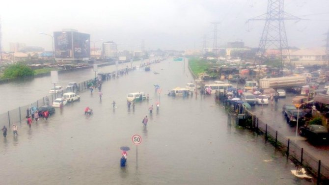 Heavy flood might hit FCT, Bayelsa, Rivers, others from Sept 6, NIHSA predicts