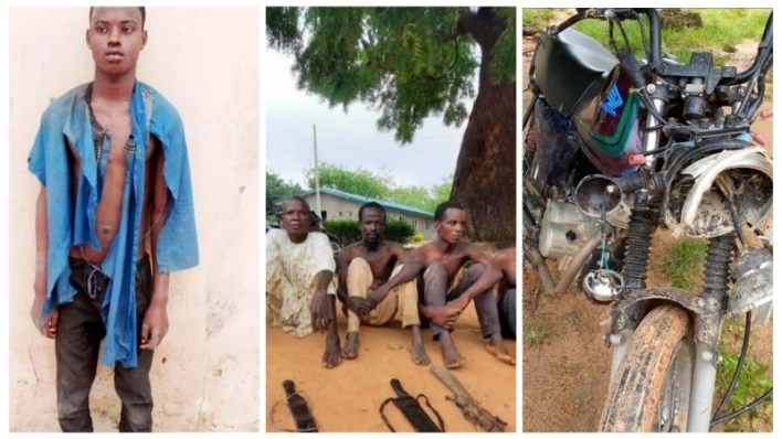 OPERATION SAHEL SANITY: Troops neutralise, arrest suspected bandits and rescue kidnap victims