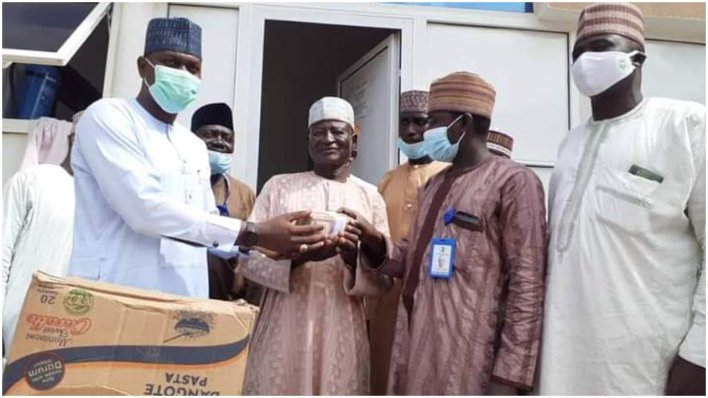 'Poor' driver rewarded for returning lost N1.3 million to owner in Yobe