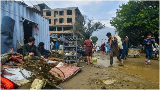 Tears flow as flood claims over 70 lives, injures hundreds of people