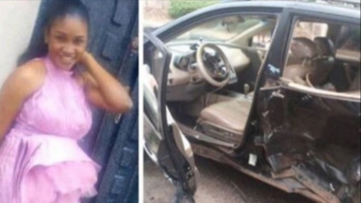 Tragedy in Benin as Police kill mother, injure baby while chasing Yahoo Boy