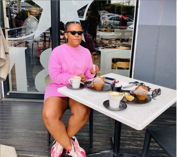 Zodwa Wabantu shakes social media with her new post