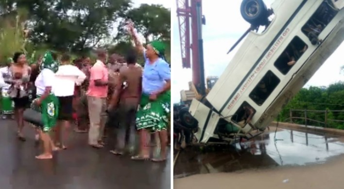 14 corpses recovered from Ebonyi River after accident (VIDEO)