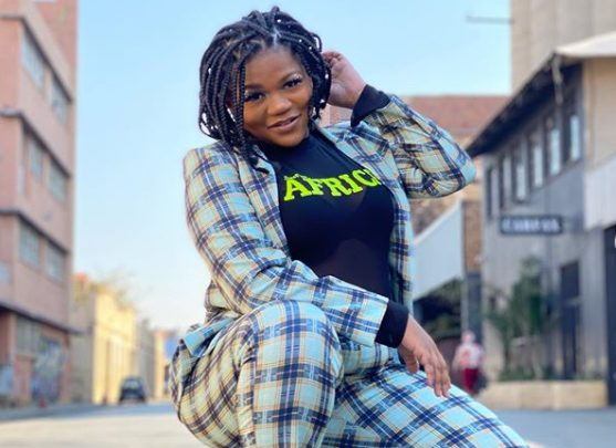 Busiswa's single, 'SBWL' is number 6 on the Radio Monitor