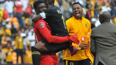 Khune could return for Chiefs' last two games of the season