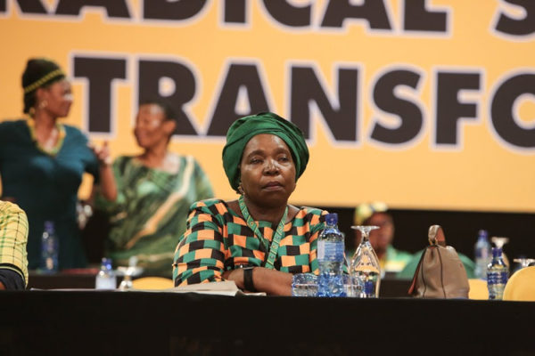"""""""Travelling within all African countries allowed during level 1,"""" says Nkosazana Dlamini-Zuma"""