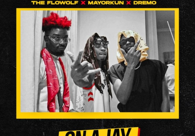 FloWolf x Dremo x Mayorkun - On A Jay