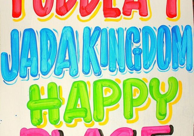 Jada Kingdom x Toddla T - Happy Place