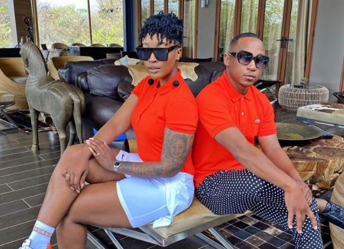 Khuli Chana and DJ Lamiez fun-drenched in another baecation – Photos