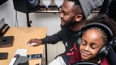 Kwesta gets shocked at Khai's gift choice for her upcoming birthday – Watch