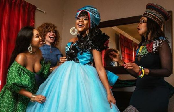 The Modiselle's steal hearts with new family photo