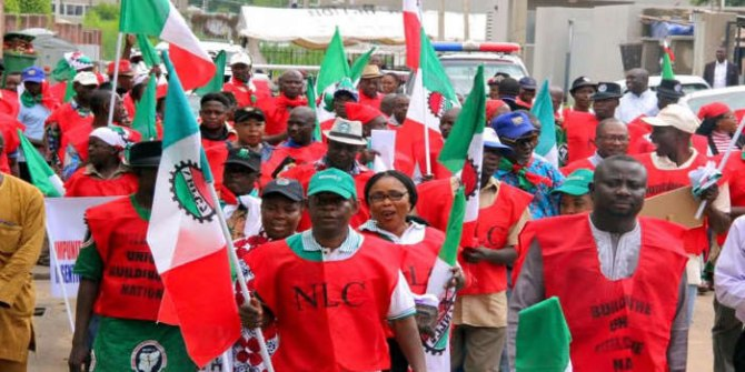 NLC insists on nationwide protest over electricity tarriff, fuel pump price hike