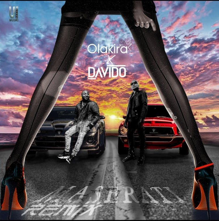 Olakira Ft. Davido - In My Maserati (Remix)