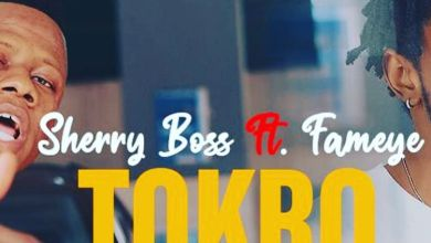 Sherry Boss Ft. Fameye - Tokro