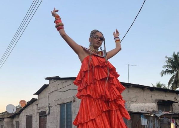 Sho Madjozi jokes at fans dancing to her heartbreak songs