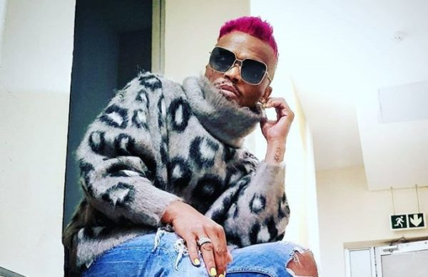 Somizi's new partnership with DSTV lands him into hot soup
