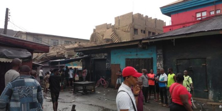 Abia: Developer of collapsed building declared wanted