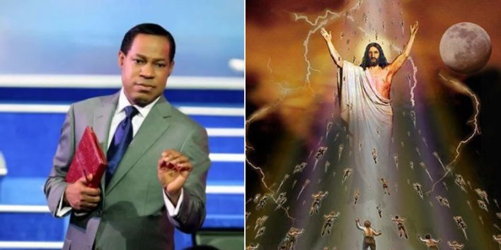After 5G controversies, Pastor Chris Oyakhilome predicts dates for rapture