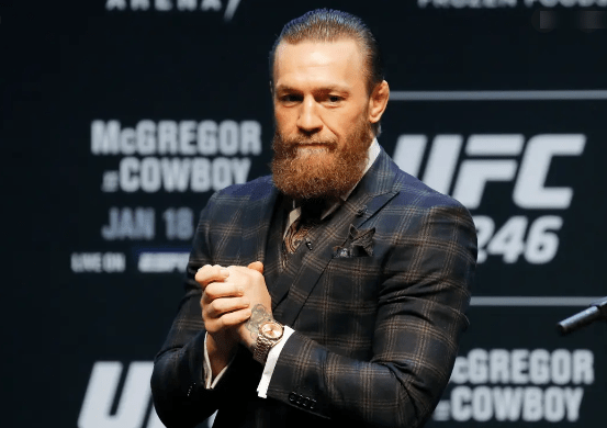 Boxer Conor McGregor arrested in Corsica over alleged sexual assault