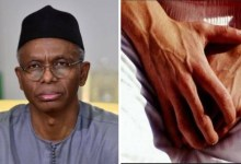 BREAKING: Gov El-Rufai signs bill for castration of rapists into law